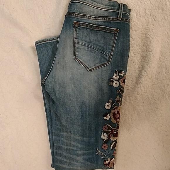Sundance Denim - Sundance Driftwood skinny jeans